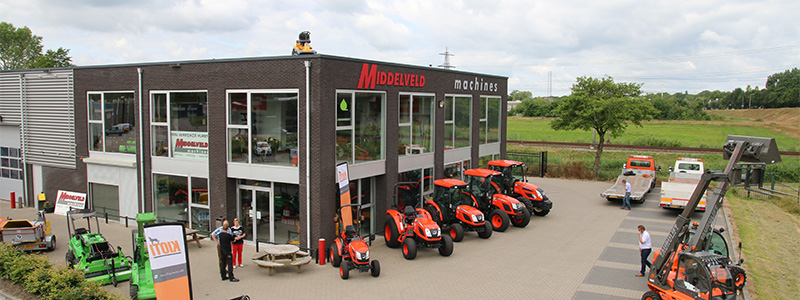 Visual Middelveld Machines